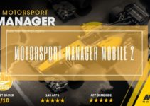 Motorsport Manager Mobile 2 Apk v1.0.3 Free Download