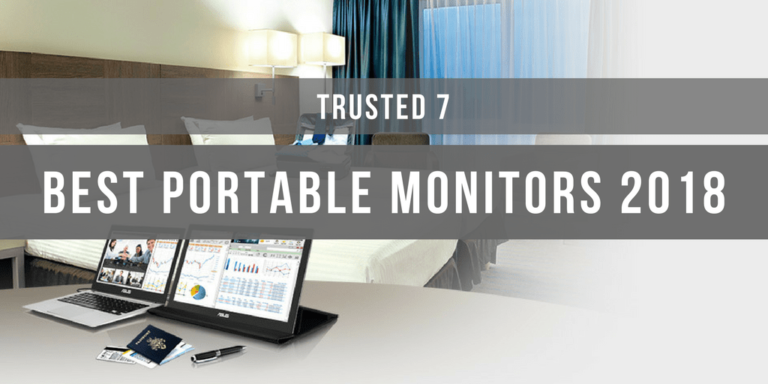 Best Portable Monitors: 10 USB Portable Monitors Reviews