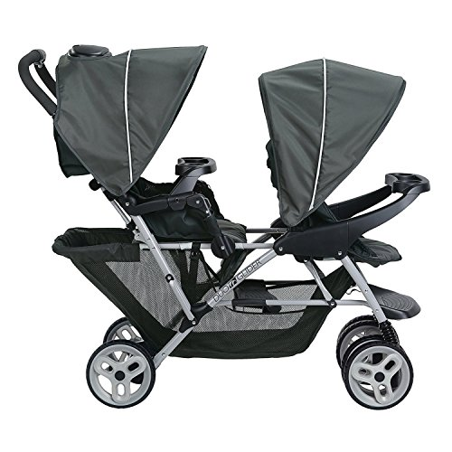 best double stroller with car seat safety