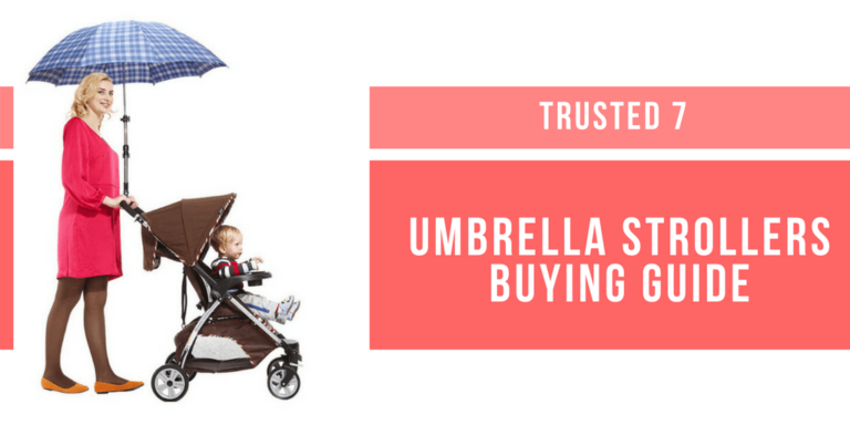 7 Best Umbrella Strollers For Your Baby – Top Baby Carrier (2019)