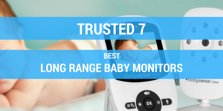 best-long-range-baby-monitors-2018