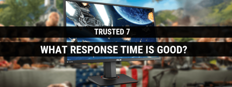 What Response Time is Good for a Gaming Monitor?