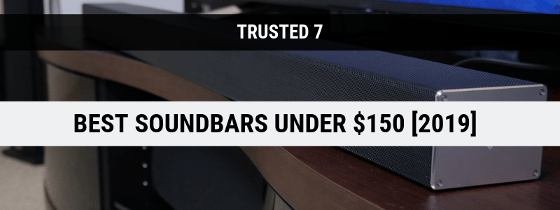 best soundbars under $150