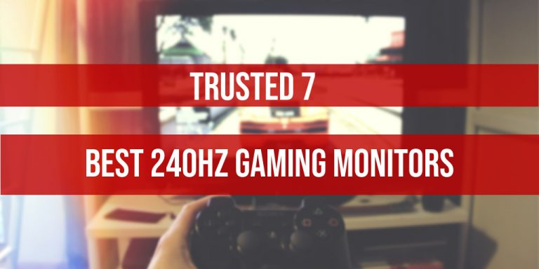 best-240hz-gaming-monitor