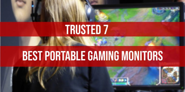 7 Best Portable Gaming Monitors 2020